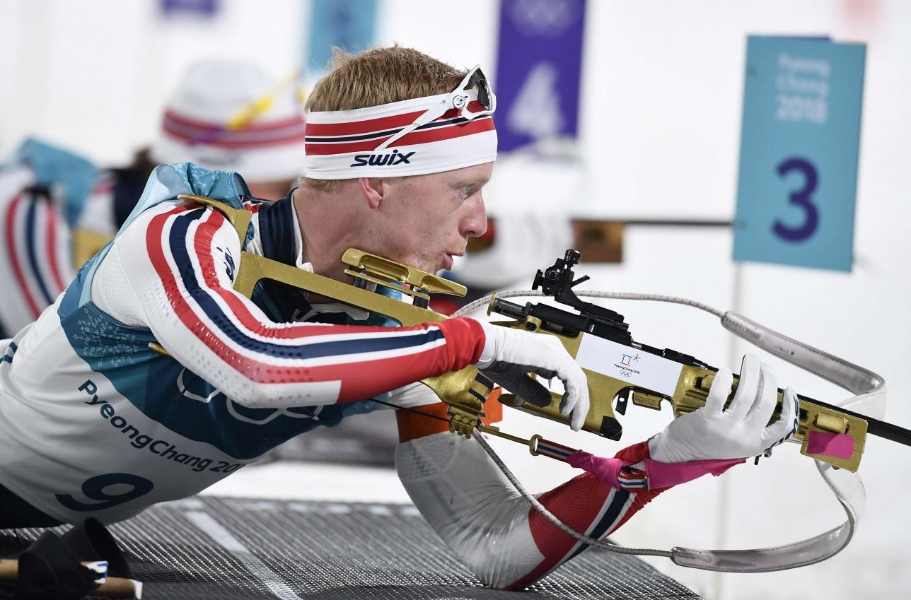 Йоханнес Бо победил на Олимпиаде самого Мартина Фуркада