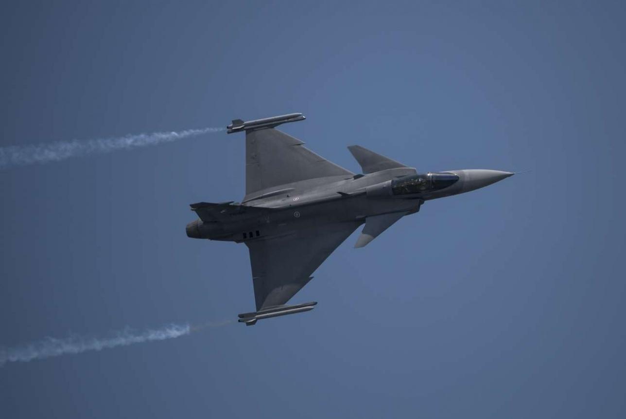 JAS 39 Gripen военно-воздушных сил Таиланда