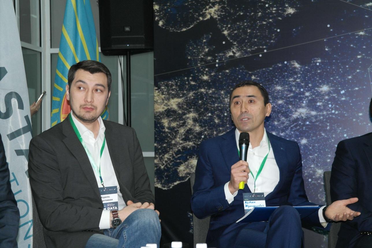 Выступление Айдына Рахимбаева