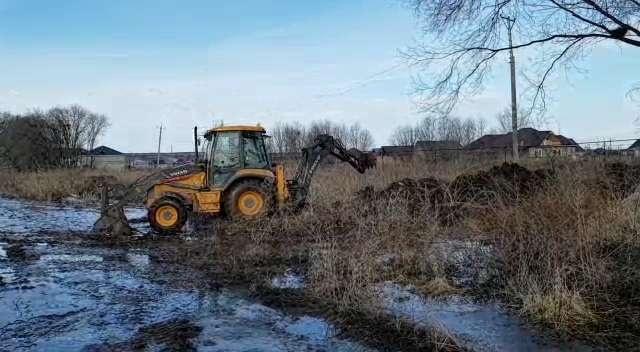 В резервных фондах районов заложено по два млн тенге для борьбы с паводками