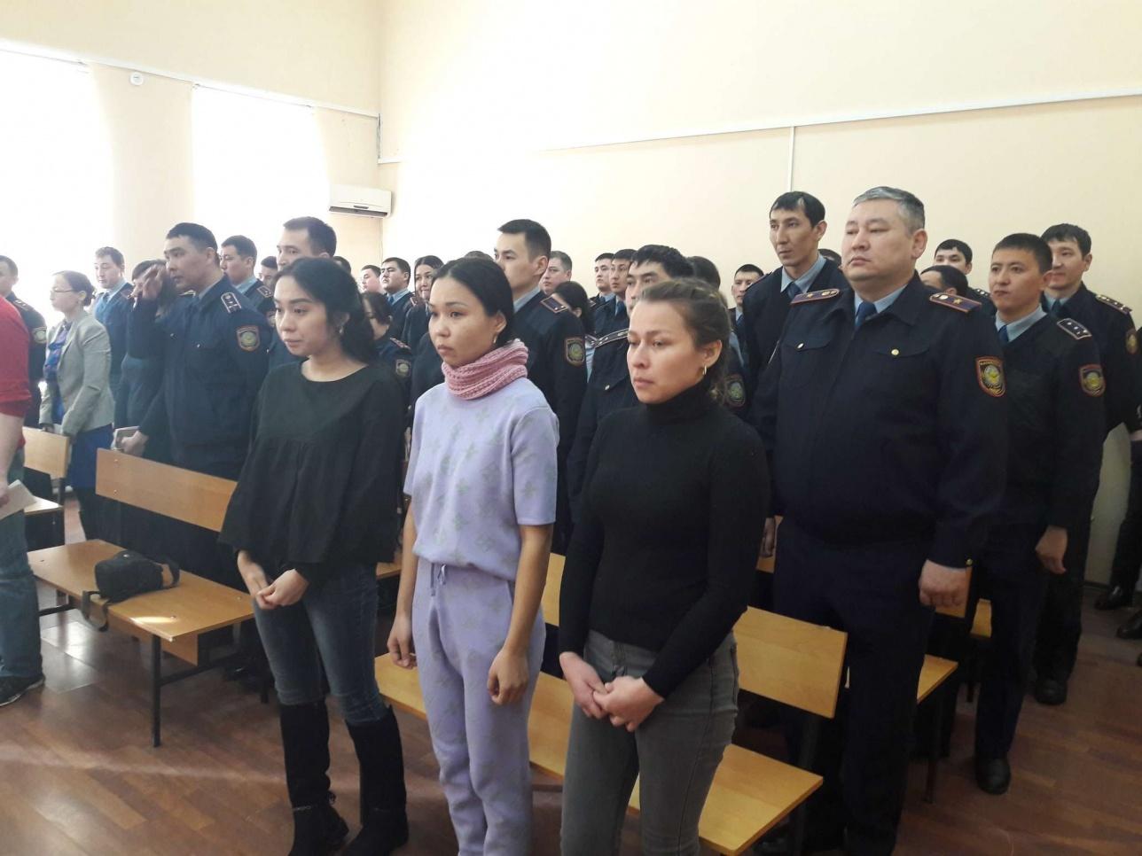 Начальника МПС Абайского отдела полиции ДВД ЗКО отстранили от занимаемой должности
