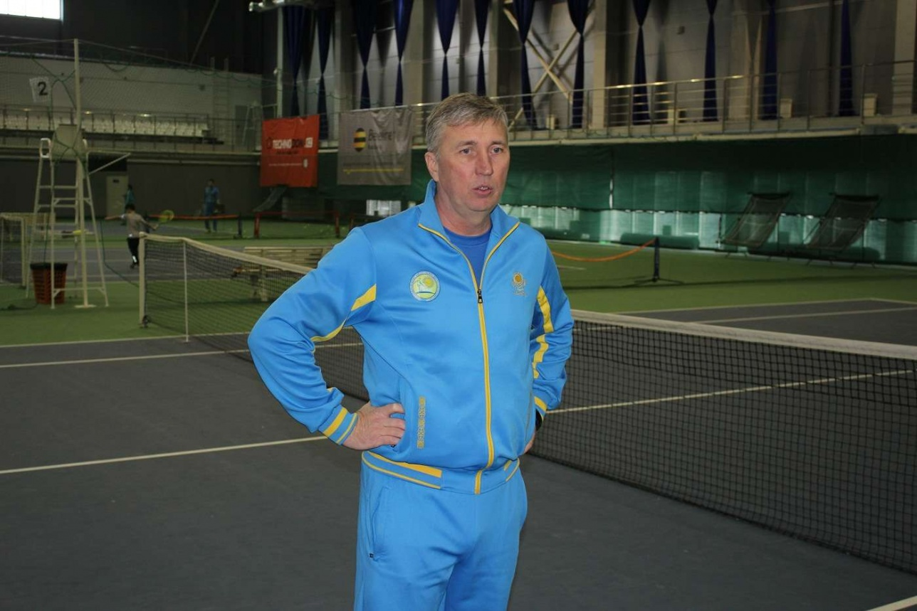 Тренер Сергей Селиванов