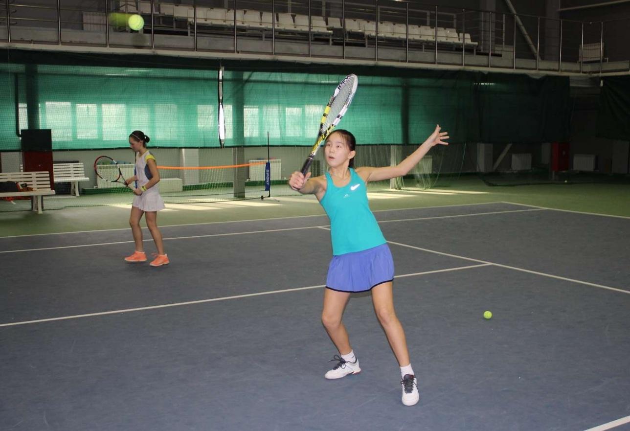 Мадина Изтлеева одна из надежд казахстанского спорта