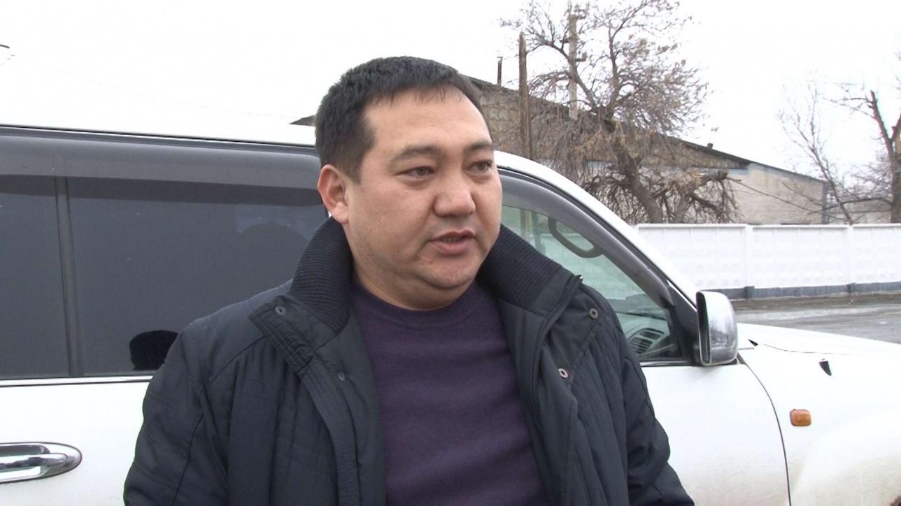 Мурат Тулегенов, директор Аксуского сахарного завода