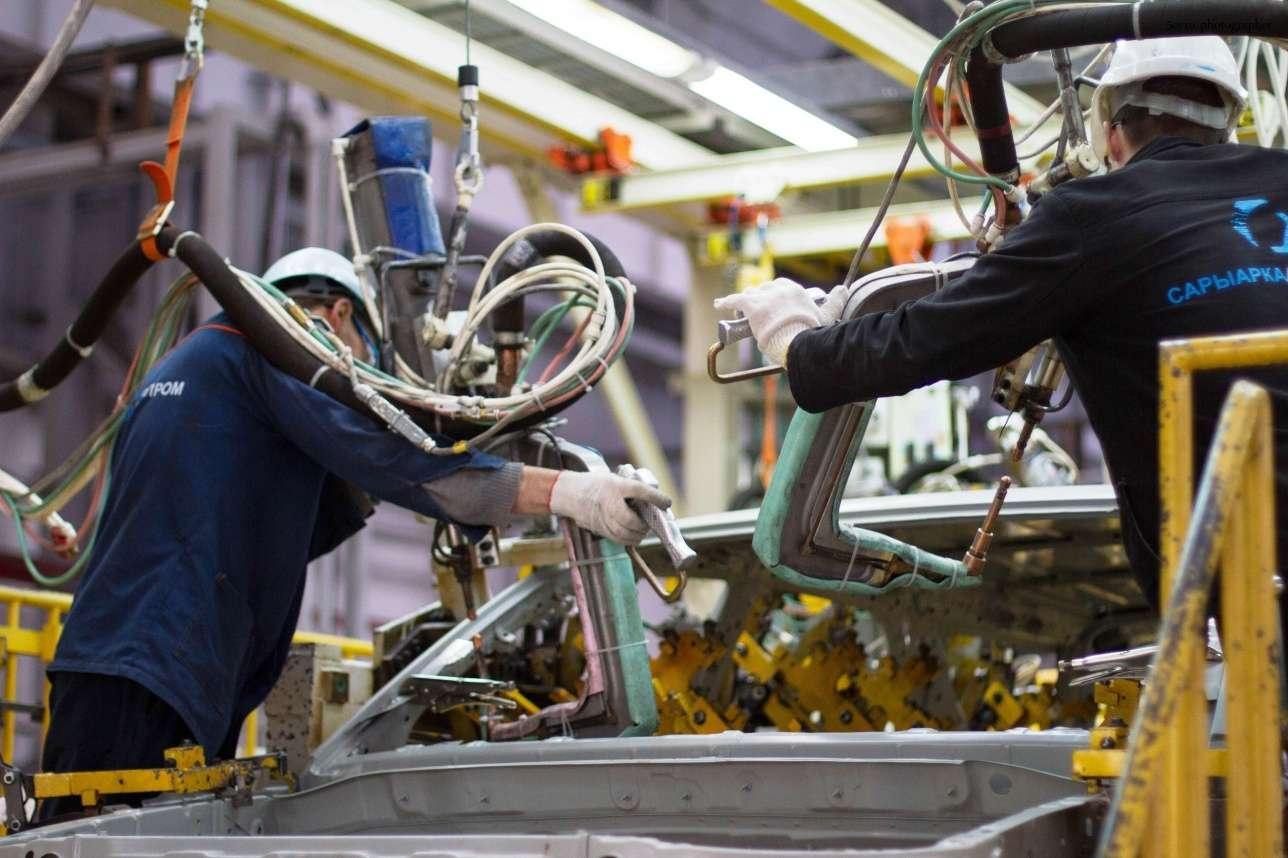 Казахстанские автомобили делаются всё ещё из импортной стали