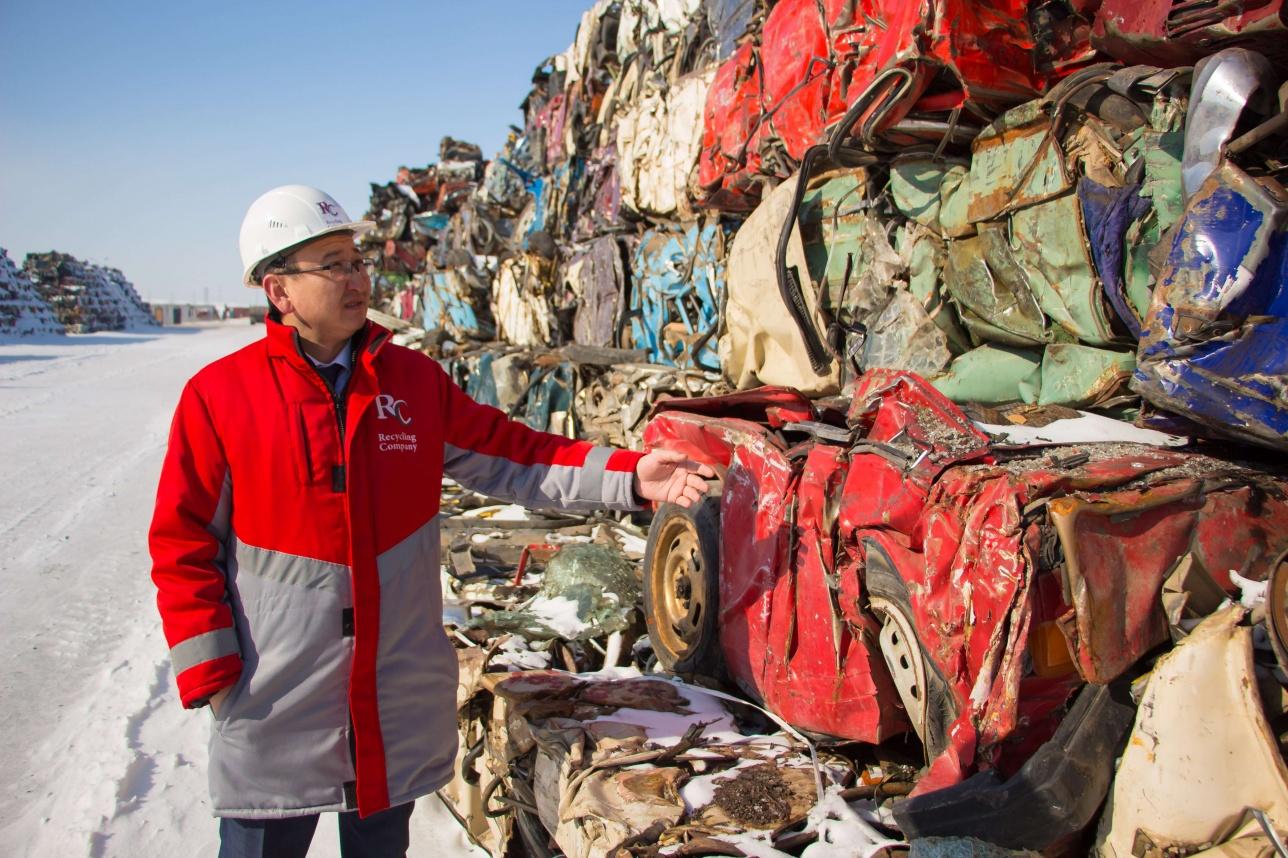 Руоковдство завода по утилизации верит, что им под силу изменить отрасль в лучшую сторону