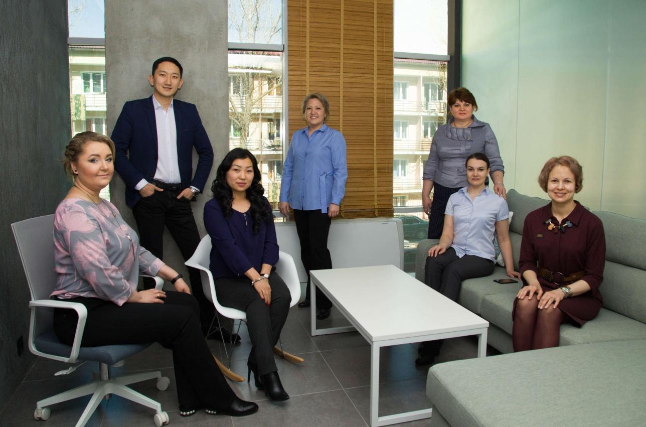 Сотрудники департамента кадрового управления Technodom
