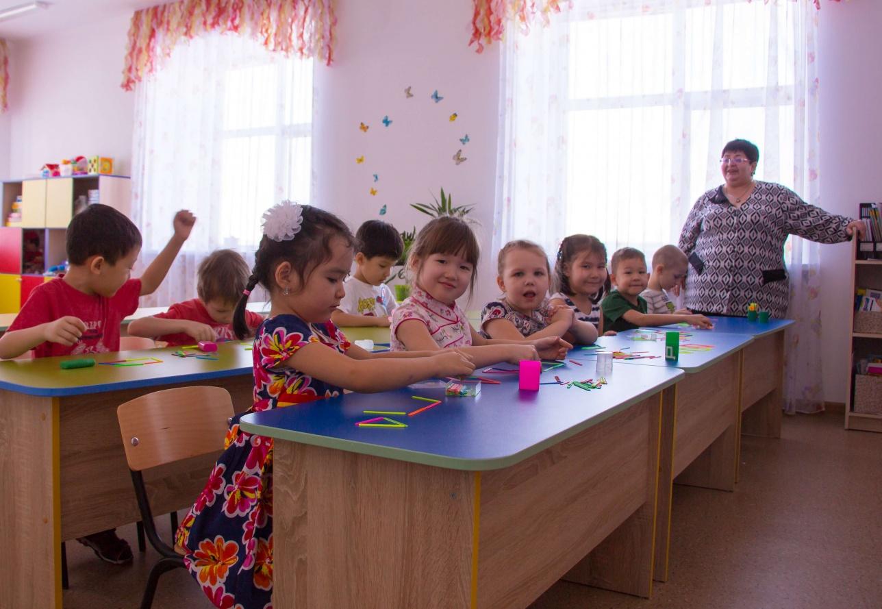 Детский сад - самый популярный проект ГЧП
