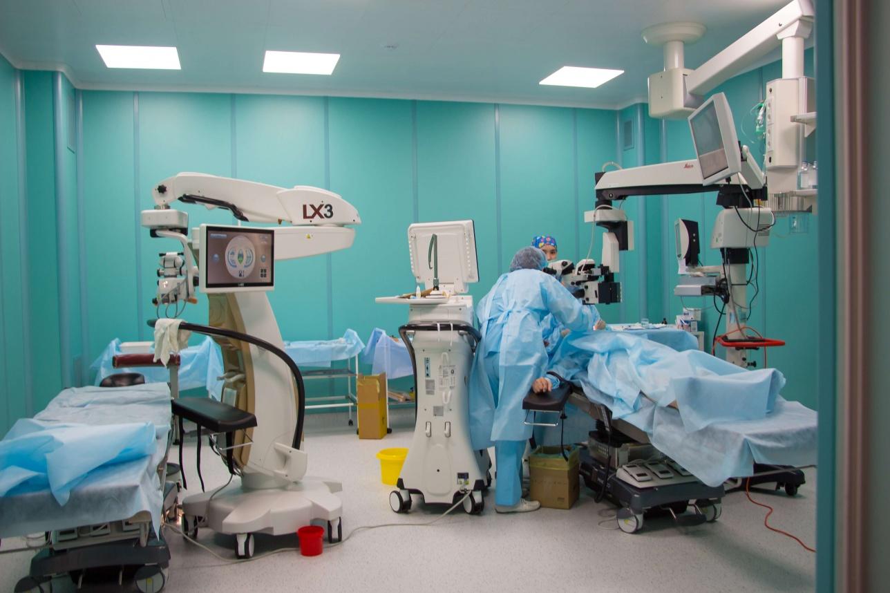 В центре уже проводят сложные операции, которые были доступны актюбинцам в клиника России