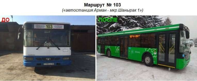 Средний интервал движения автобусов сократился в 3 раза