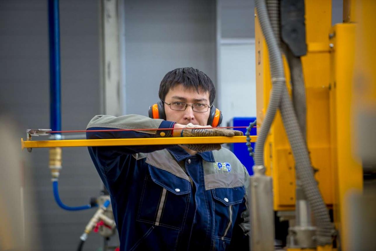 Процента локализации производства бронетехники в KPE довели до 72%