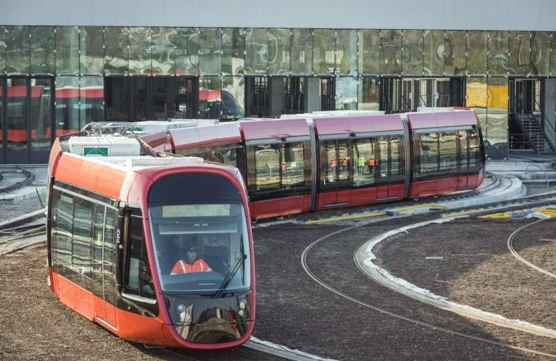 Трамвай Citadis X05