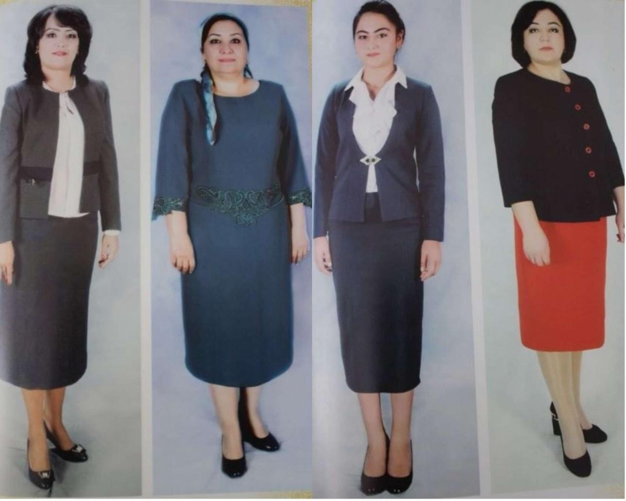 Так стоит одеваться женщинам на госслужбе