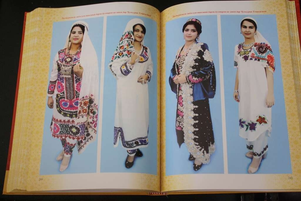 Инструкция по рекомендованной одежде для девушек и женщин в таджикистане