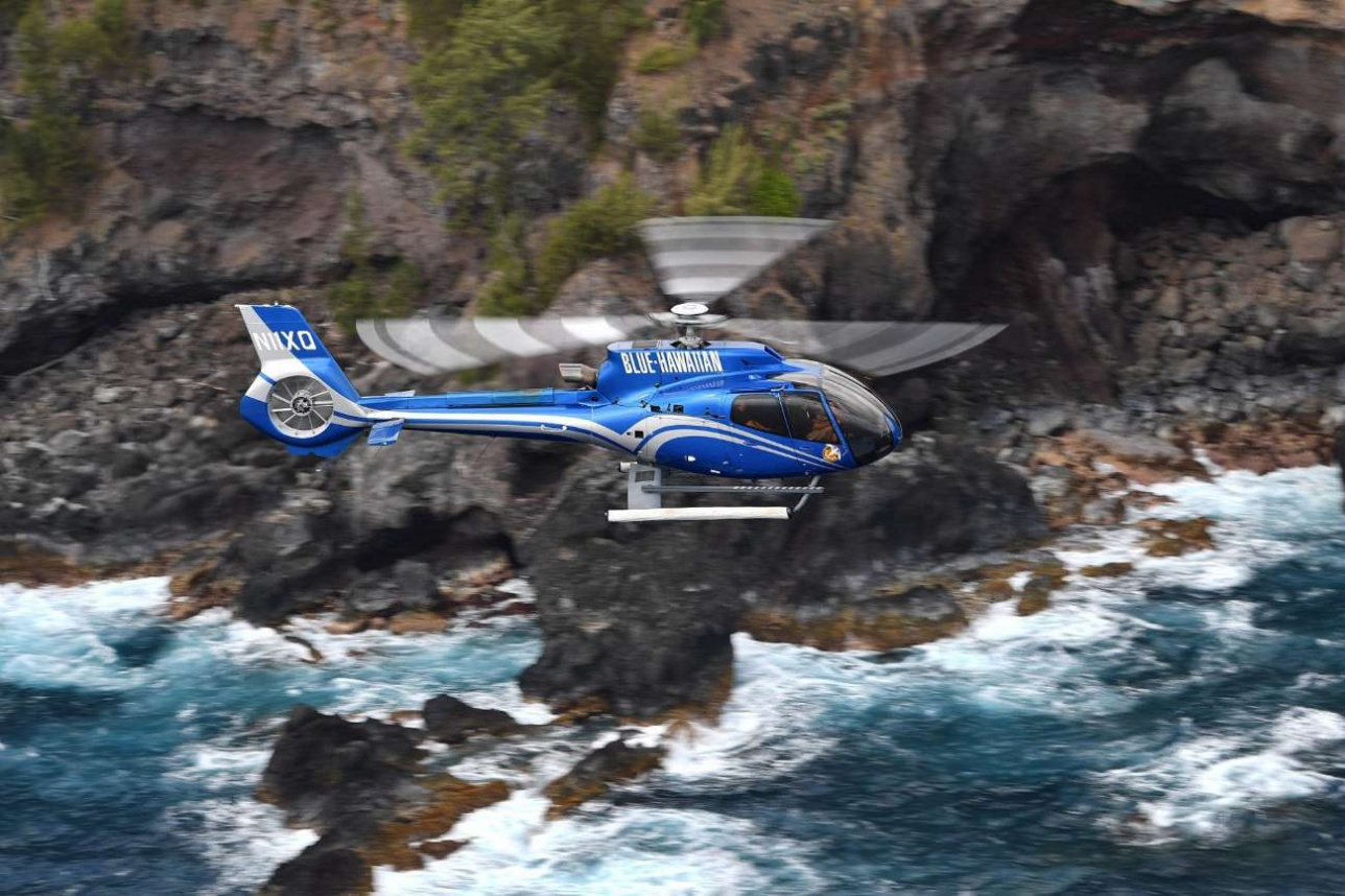 H 130 на Гавайях / Фото Airbus Helicopters