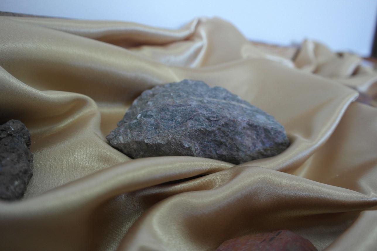Владимир Вернадский занимался исследованием горных пород