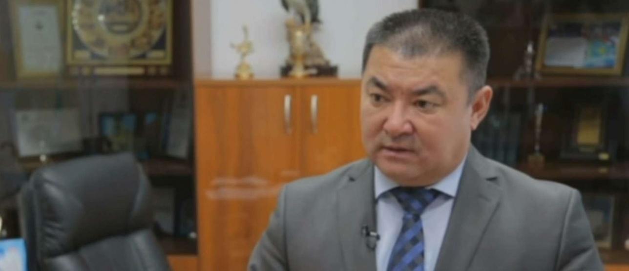 Азимбек Басканбаев