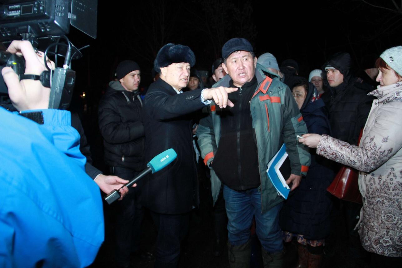 ДАнияал Ахметов пообещал компенсировать ущерб от подтоплений