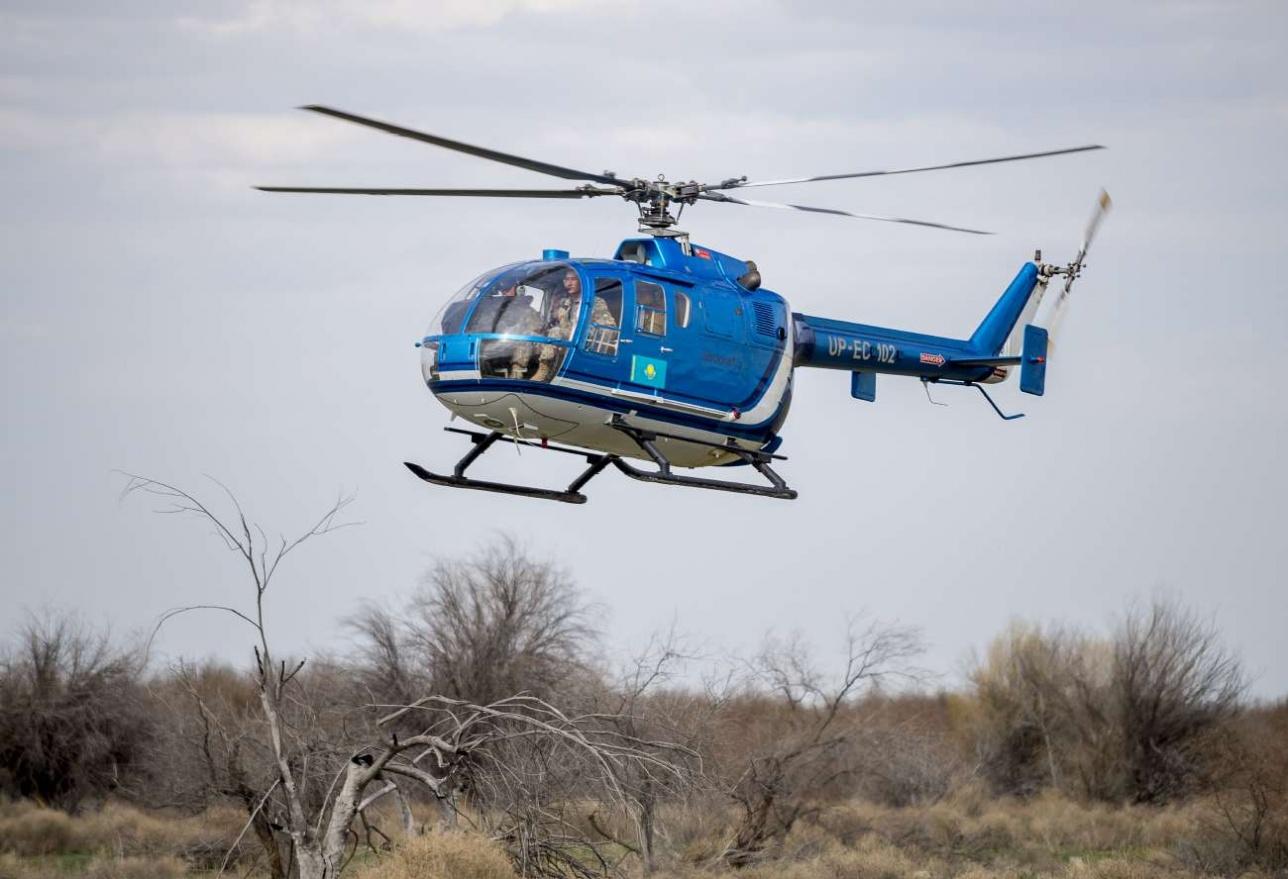 Обнаружение пожаров на ранней стадии с помощью авиации – наиболее эффективный способ защиты лесного фонда