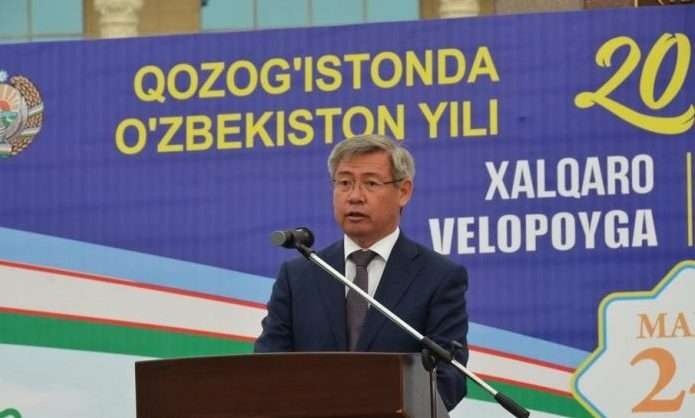 Посол Казахстана в Узбекистане