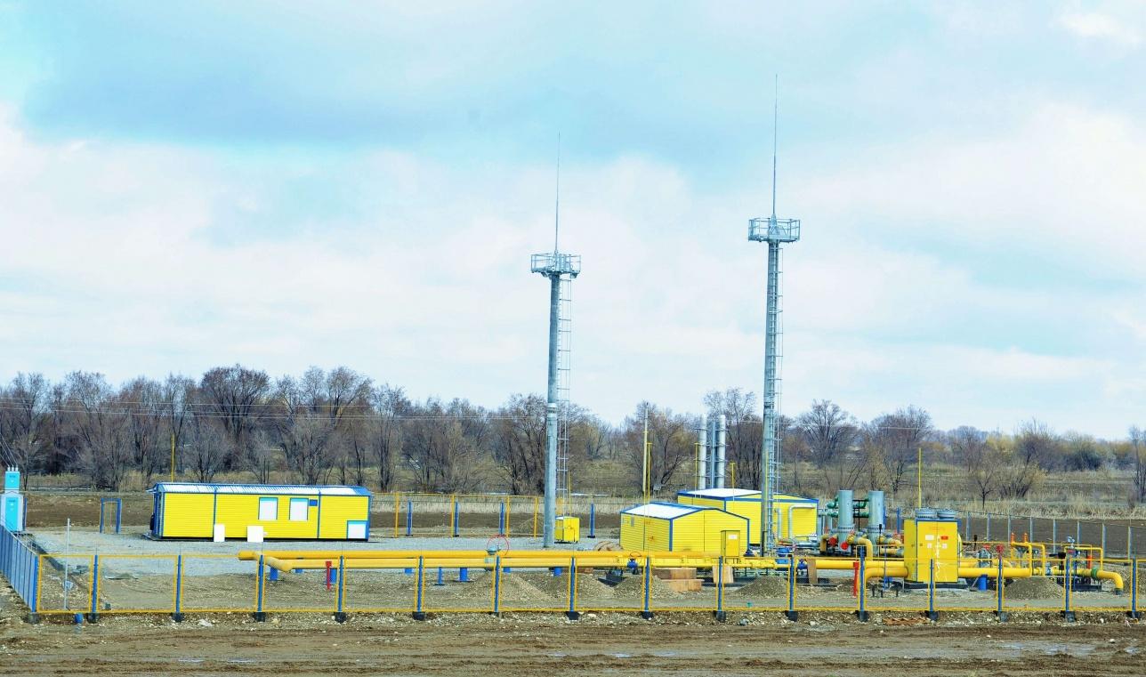 Строить предстоит не только трубы, но и целую систему газораспределительных станций
