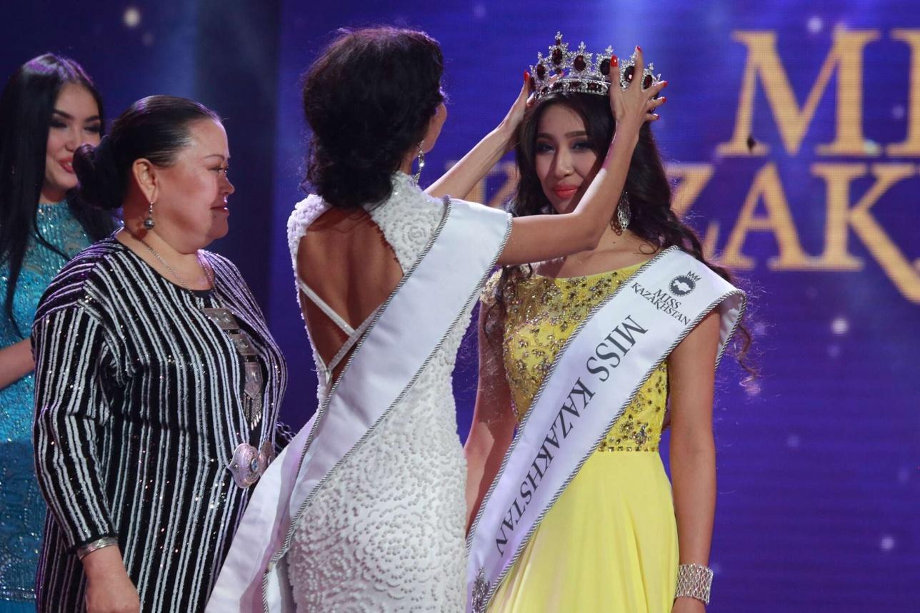 """Альфия Ерсайын будет представлять Казахстан на конкурсе """"Мисс Мира-2018"""""""