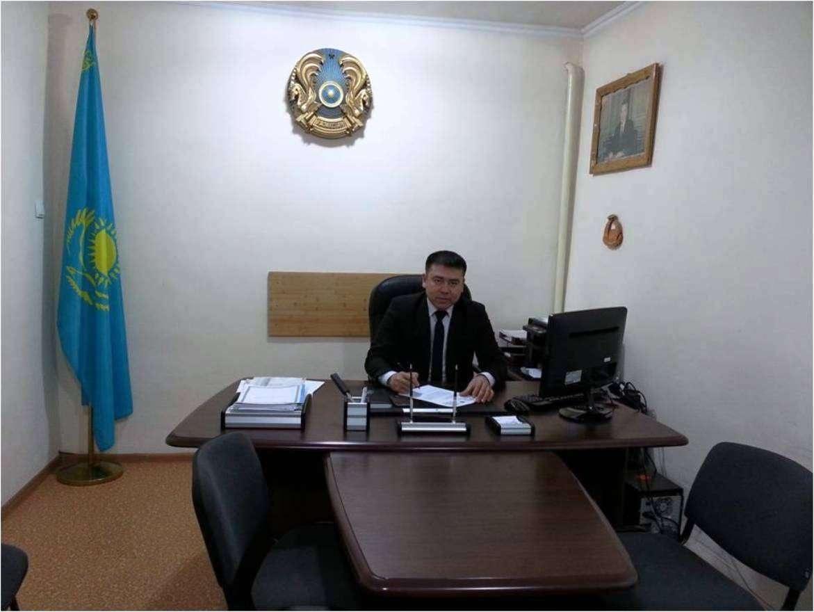 Динмухаммед Калиев