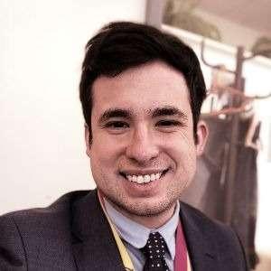 Девид Леви, консультант по профессиональной ориентации, советник по поступлению в университеты в школе Haileybury Almaty