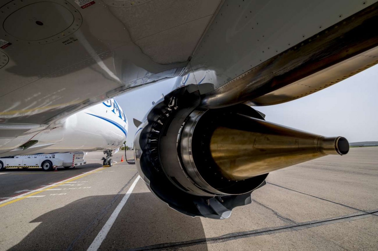 У нового 737-го изменена форма гондолы двигателя