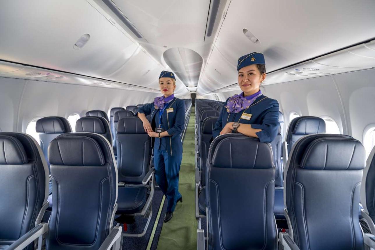 Новый самолет SCAT может взять на борт 186 пассажиров