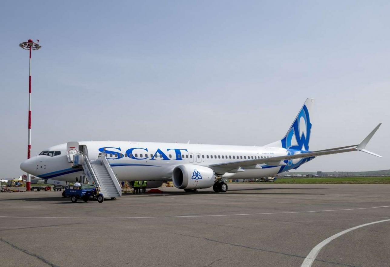 Полеты по маршрутной сети SCAT начнутся в самое ближайшее время