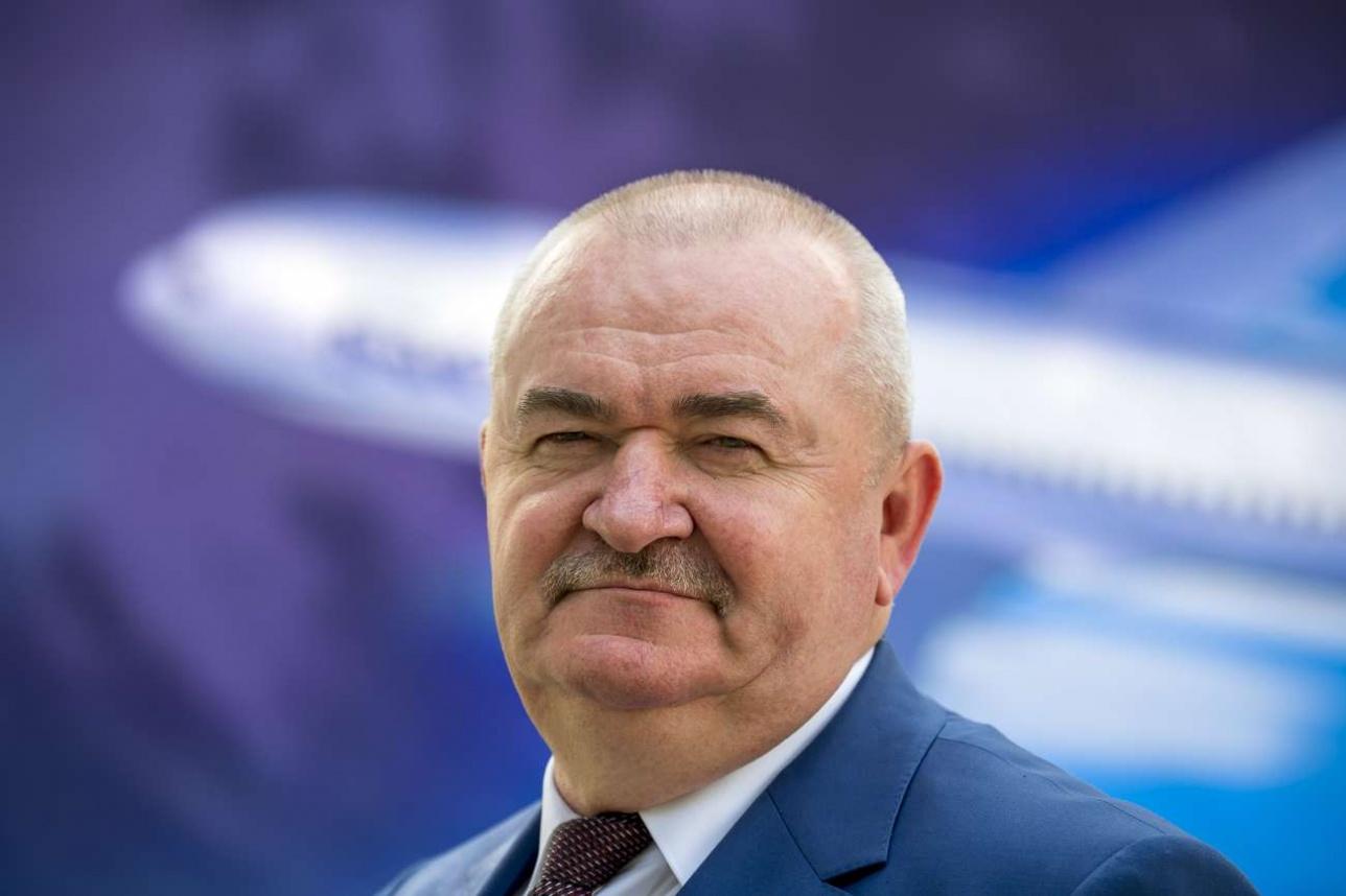 """Владимир Сытник, вице-президент АО """"Авиакомпания """"SCAT"""""""