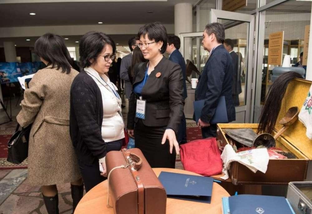 Ярмарка социальных проектов прошла в Алматы 5-6 апреля