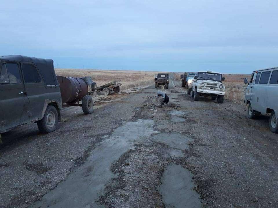 Власти планируют в этом году отремонтировать дорогу