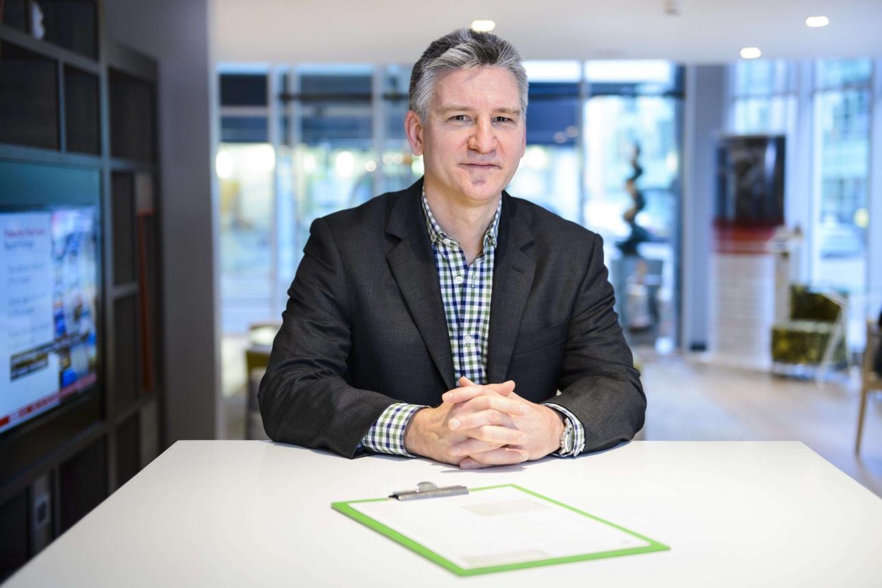 Энди Бартон – психолог, коуч и тренер личностного и командного развития, один из ведущих консультантов в Великобритании в области спорта