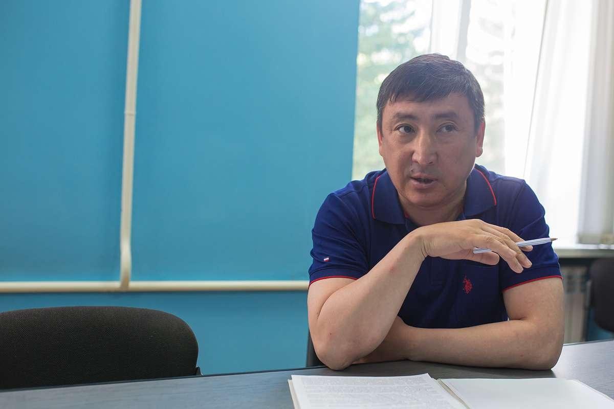 Бауржан Курманбаев