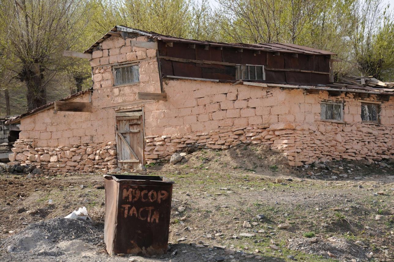 1992-98 жылдары ауылдан халық жаппай көше бастаған