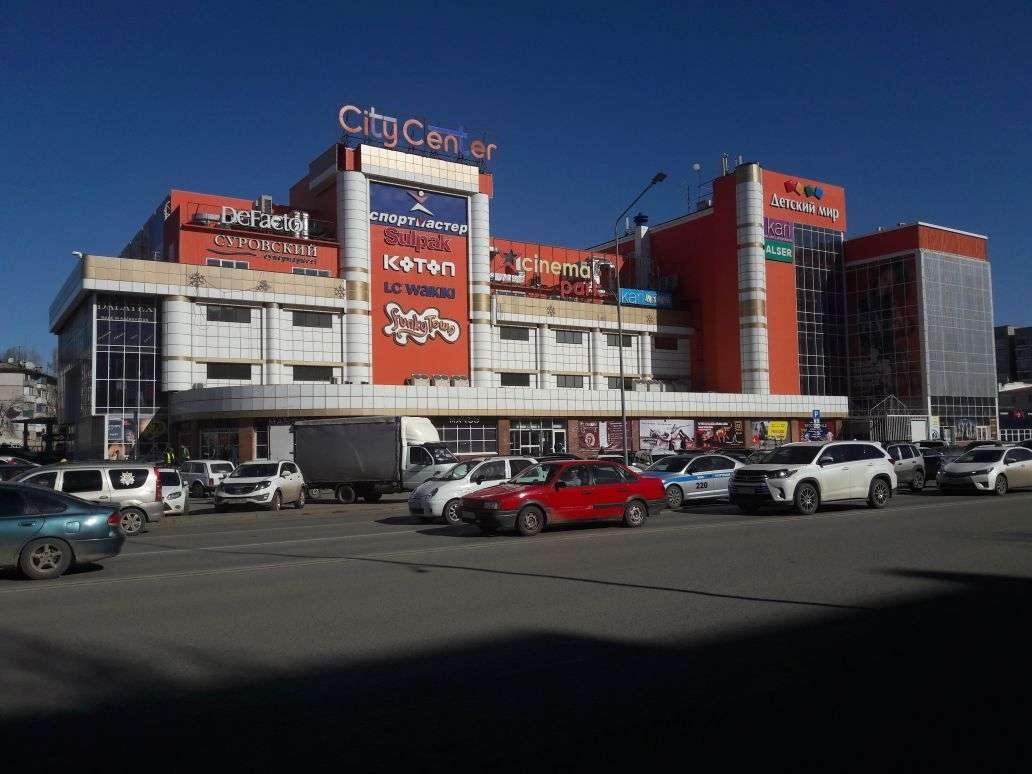 """Торгово-развлекательный центр """"Сити Центр"""""""