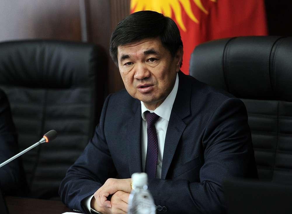 Мухаммедкалый Абылгазиев избран премьер-министром Кыргызстана