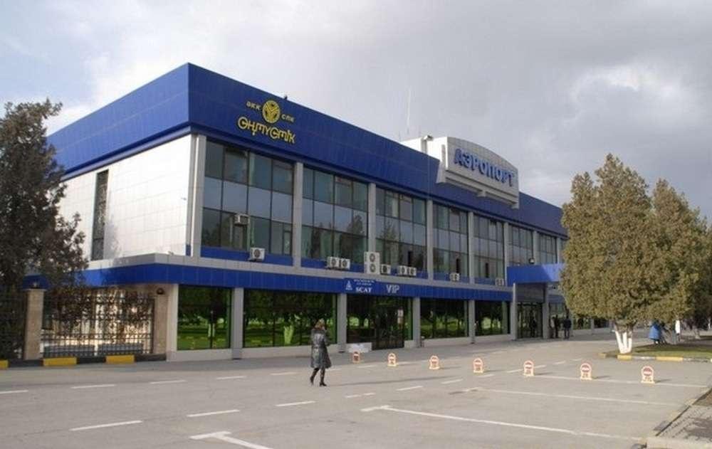 Здание аэровокзала в Шымкенте построили 50 лет назад