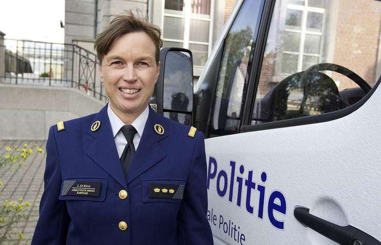 Исполнительный директор Европейского полицейского агентства Катрин де Боль