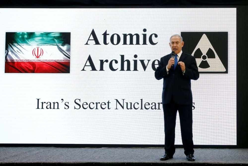 О разработке Ираном ядерного оружия премьер Израиля заявил в прямом эфире телепрограммы
