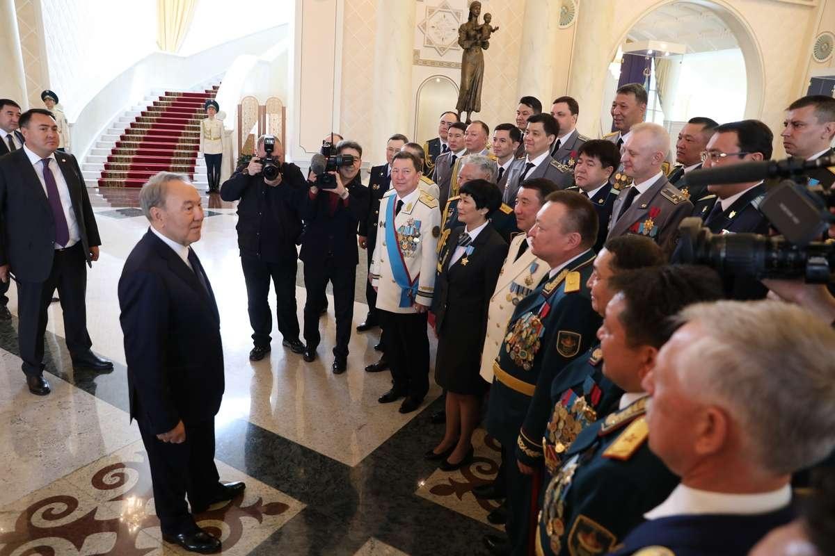 То, что Казахстан мирное государство, не означает, что мы должны быть слабыми – Нурсултан Назарбаев