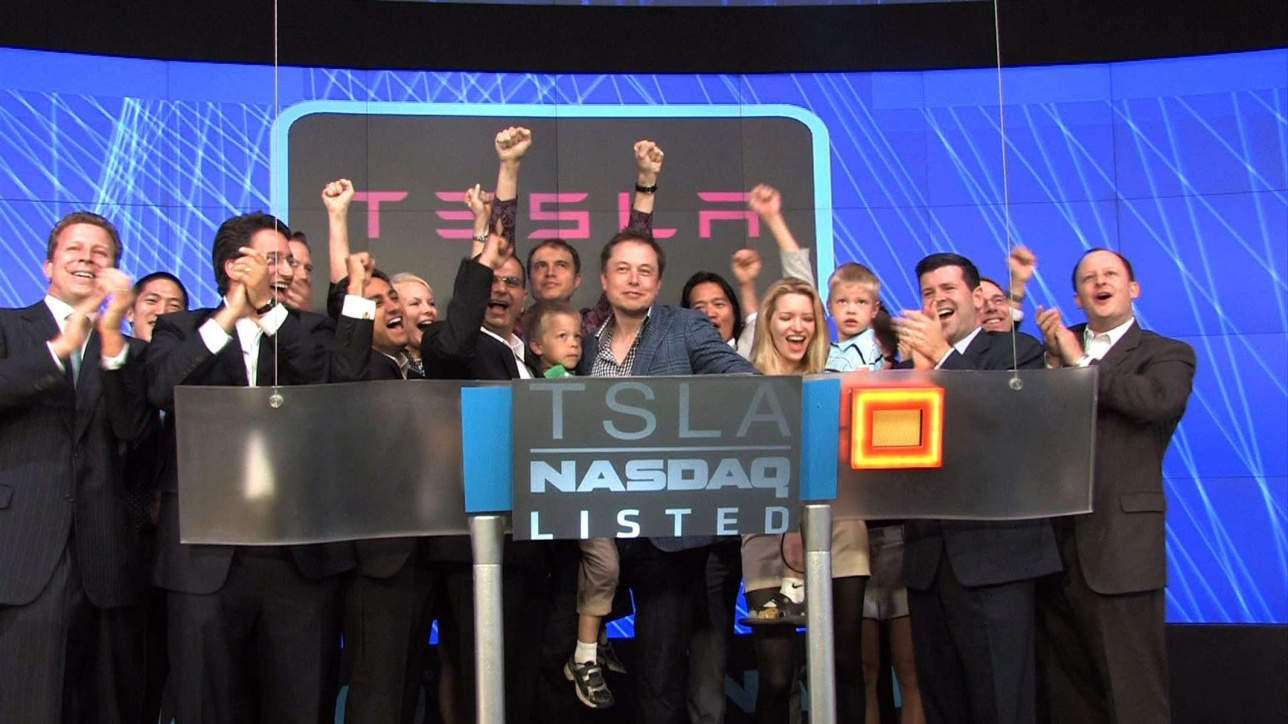 IPO компании Tesla стало знаковым для компании и отрасли в целом