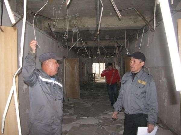 Учебный центр построили с нарушениями
