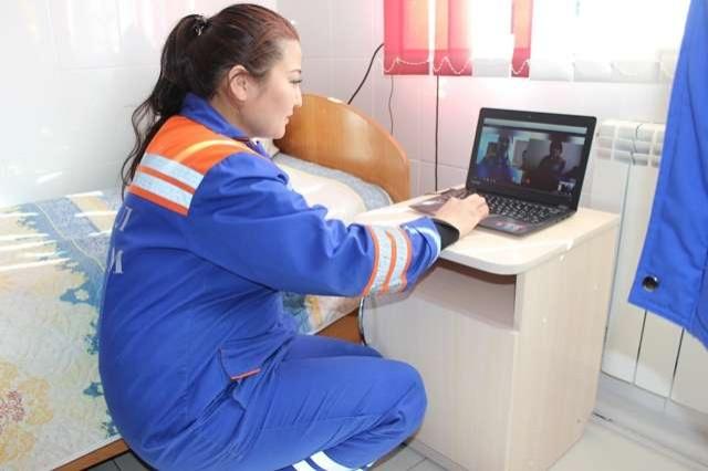 Фельдшеры могут выходить на связь с врачом через Skype