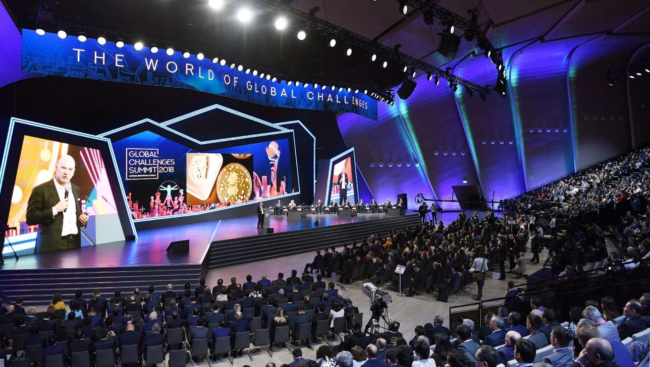Global Challenges Summit
