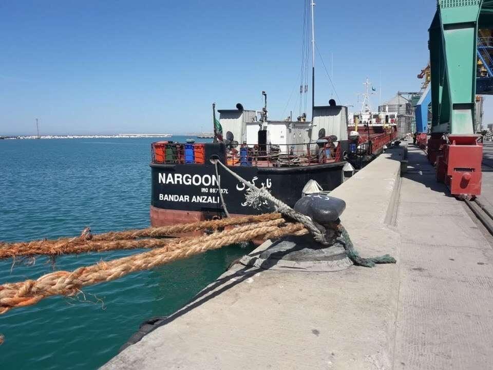 Казахстан отказался выпускать четыре иностранных судна