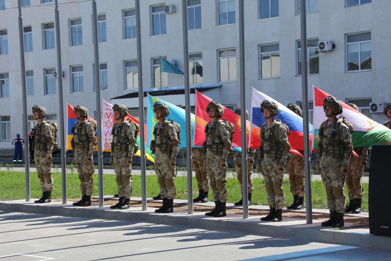 В РК стартовали антитеррористические учения стран ОДКБ