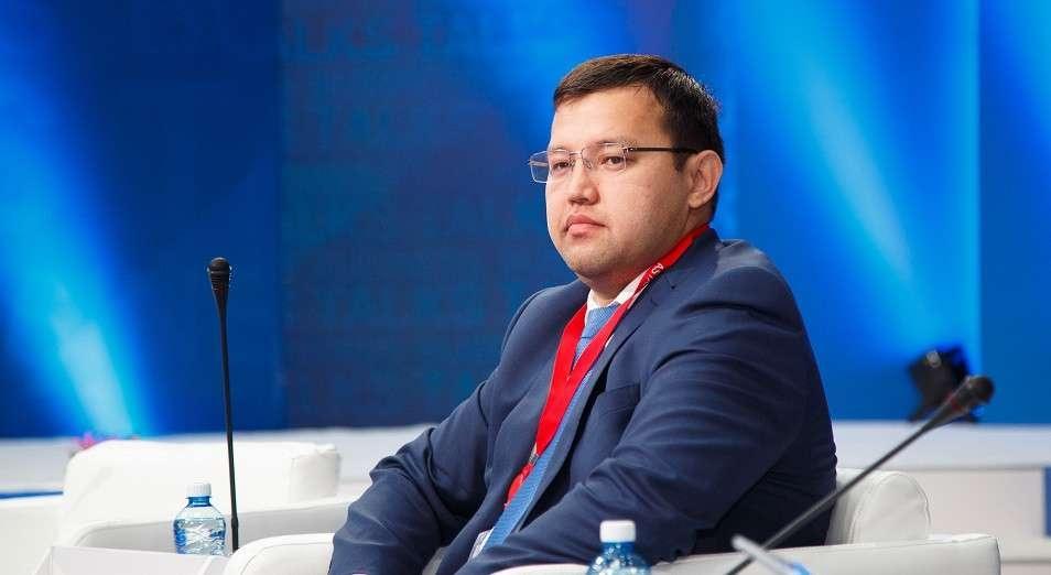 Олжас Құдайбергенов форумға сарапшы әрі панельдік пікірталастың модераторы ретінде қатысты